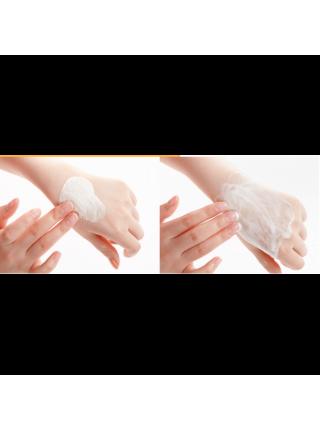 Мандариновая пенка для очищения жирной кожи TheYEON Jeju Hallabong Energy Calming Foam Cleanser