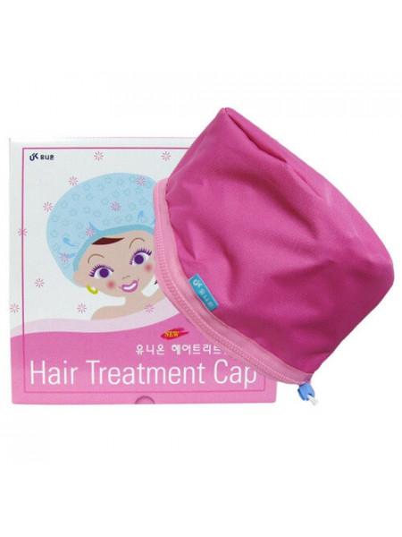 Электрическая термошапка для сушки, лечения и ламинирования волос Union Hair Treatment Cap