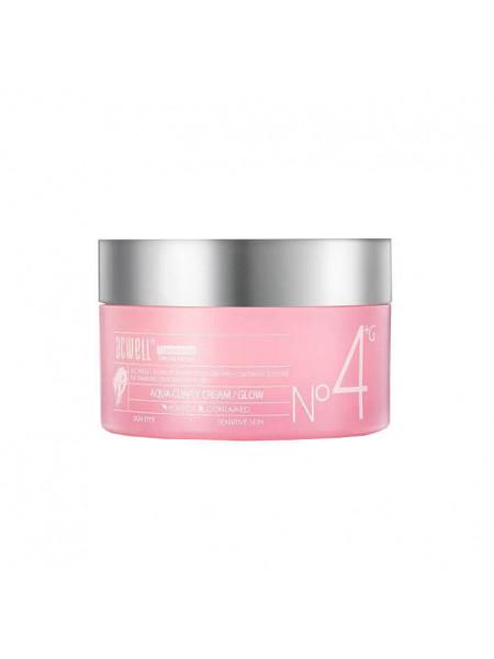 Увлажняющий крем для сияния кожи Acwell Aqua Сlinity Сream Glow №4