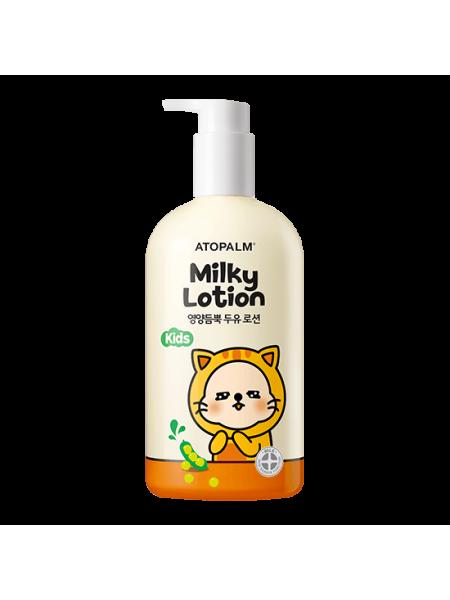 Детский молочный лосьон для питания кожи Atopalm Milky Lotion