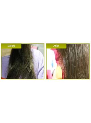 Восстанавливающая маска для волос без сульфатов и силиконов KeraSys Alpist Edelweiss Treatment