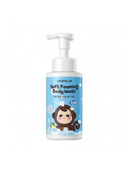 Детская кислородная пенка для душа Atopalm Soft Foaming Body Wash