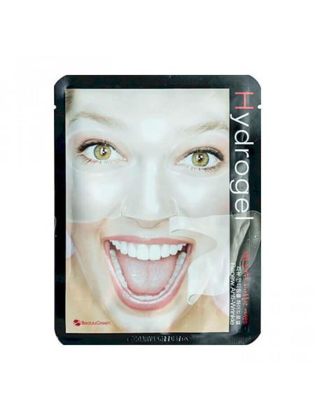 Гидрогелевая маска для ухода за зрелой кожей BeauuGreen Renew Anti-Wrinkle Hydrogel Mask