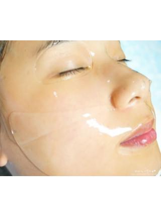 Гидрогелевая детокс-маска с глутатионом Beauugreen Antioxidant Glutathione Hydrogel Mask