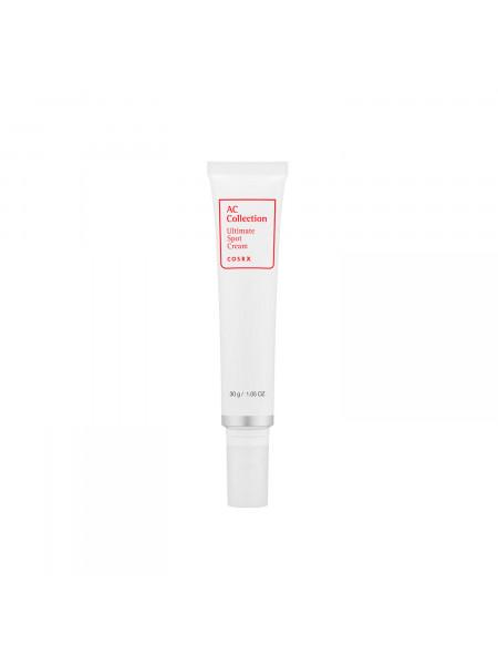 Лечебный локальный крем против акне COSRX AC Collection Ultimate Spot Cream