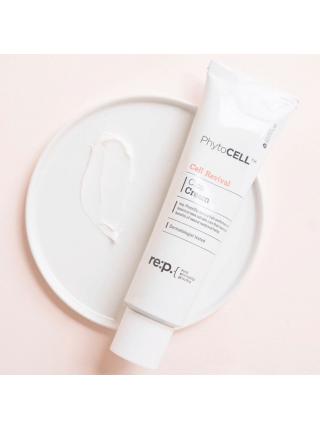Успокаивающий крем для чувствительной кожи Re:p Cell Revival Cica Cream