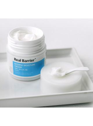 Ламеллярный увлажняющий крем со скваланом Real Barrier Intense Moisture Cream