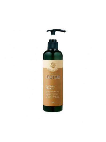 Увлажняющий шампунь от перхоти Welcos Mugens Legitime Rich Moisture Shampoo