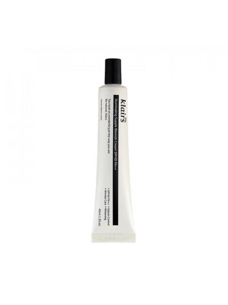 ВВ-крем для сияния кожи Dear, Klairs illuminating Supple Blemish Cream SPF40PA++