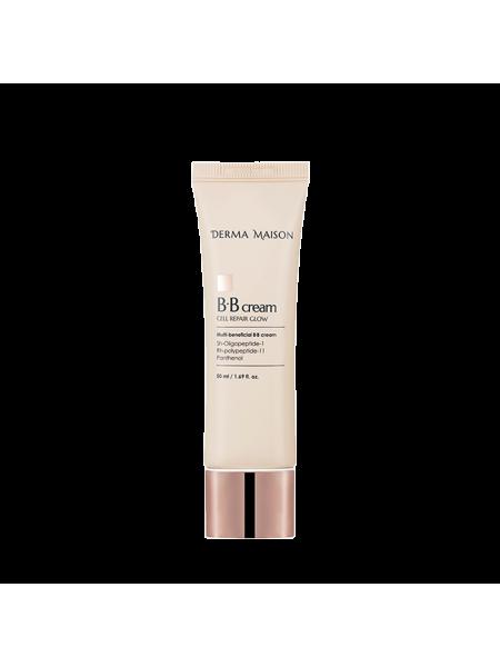 Восстанавливающий ВВ крем для сияния кожи Medi-Peel Derma Maison Cell Repair Glow BB Cream