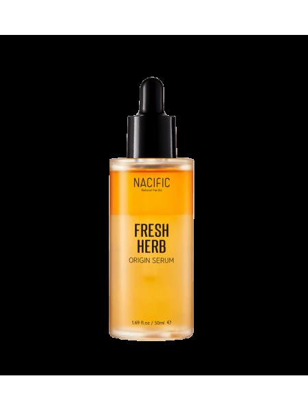 Освежающая органическая сыворотка для проблемной кожи NACIFIC Fresh Herb Origin Serum