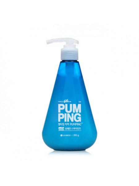 Универсальная зубная паста с ментолом Perioe Pumping Original Toothpaste