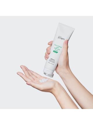 Мягкая пенка для ежедневного умывания MAKE P:REM  Low-irritant & Mild Acid Cleansing Foam