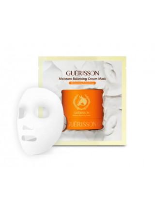 Питательная тканевая маска с керамидами Guerisson Moisture Balancing Cream Mask