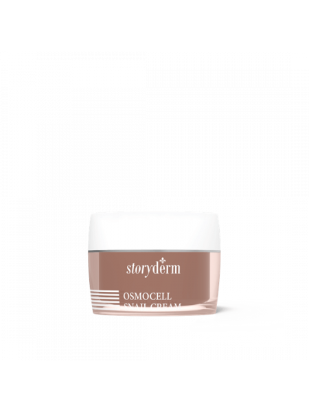 Крем для повышения упругости кожи с муцином улитки Storyderm Osmocell Snail Cream