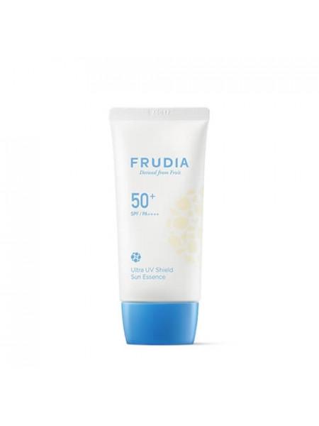 Лёгкая солнцезащитная эссенция Frudia Ultra UV Shield Sun Essence SPF50+/PA++++