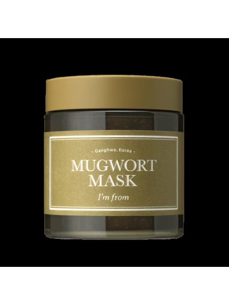 Очищающая маска с полынью для проблемной кожи I'm From Mugwort Mask