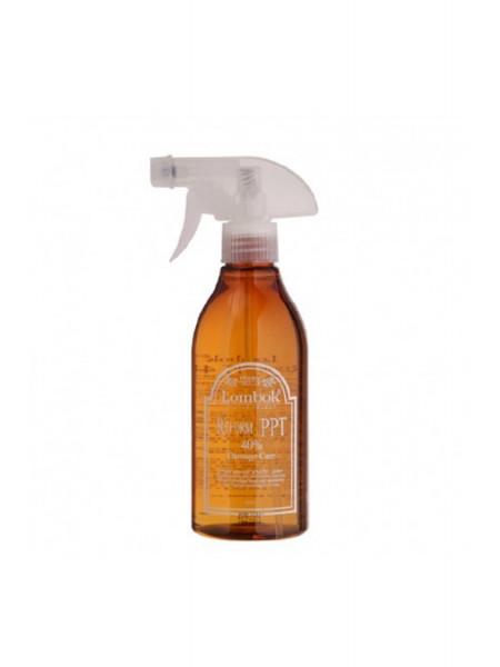 Коллагеновая мастика для волос Lombok Reform PPT 40% plus pump