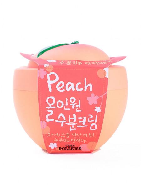 Увлажняющий персиковый крем для лица Baviphat Peach All-In-One Moisture Cream