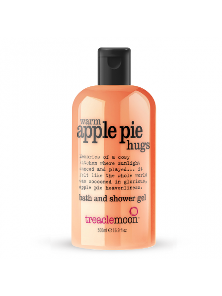 Гель для душа Sweet Apple Pie Hugs Bath & Shower Gel, яблочный пирог