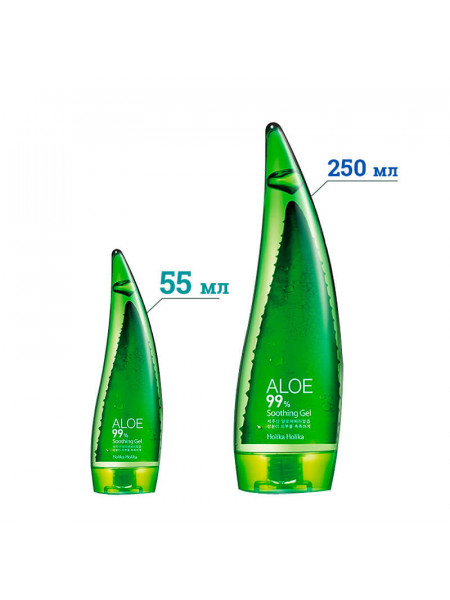 Гель алоэ Holika Holika aloe 99 soothing gel