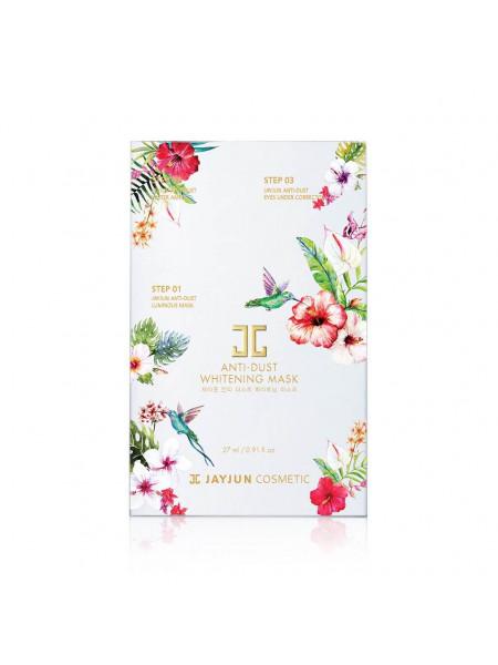 Детокс-комплекс для сияния кожи Jayjun Cosmetic Anti-Dust Whitening Mask