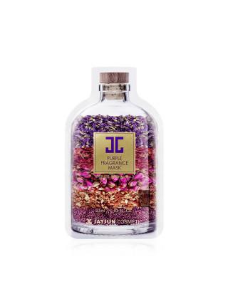 Тканевая маска для сияния кожи Jayjun Purple Fragrance Mask