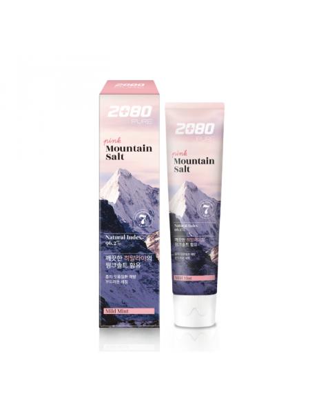 Зубная паста на основе розовой гималайской соли
