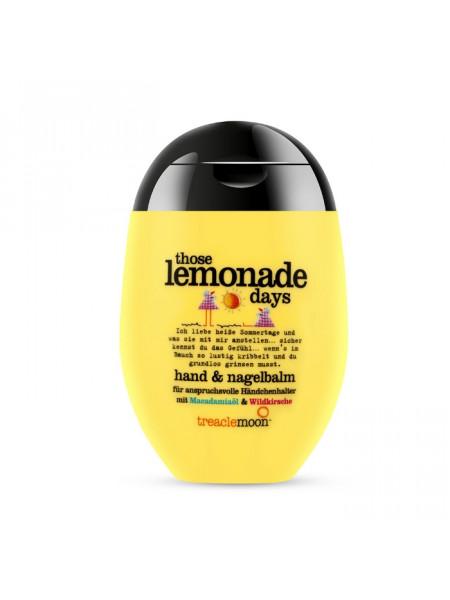 Крем для рук Lemonade Handcreme, домашний лимонад