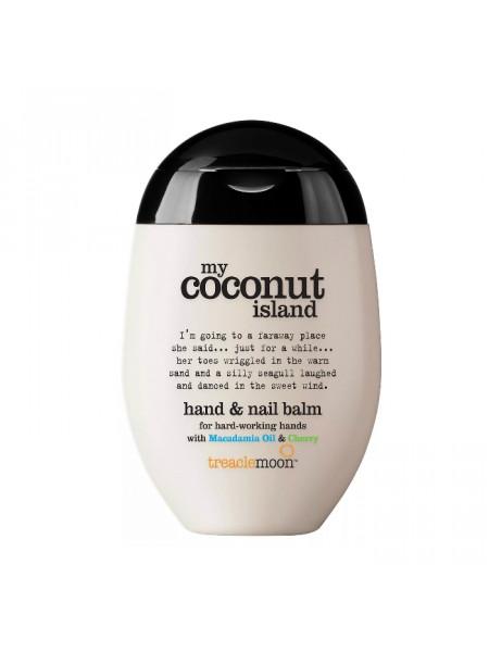 Крем для рук My Coconut Island Handcreme, кокосовый рай