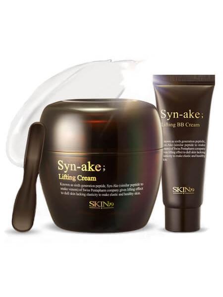 Антивозрастной пептидный крем для лица Skin79 Syn-Ake Lifting Cream