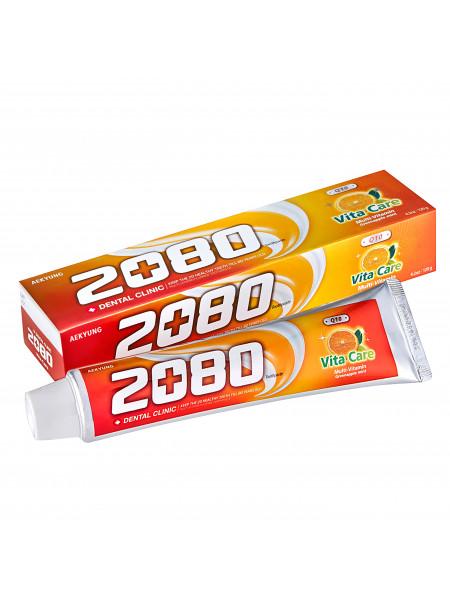 Зубная паста витаминный уход Dental Clinic 2080 Vita Care Toothpaste