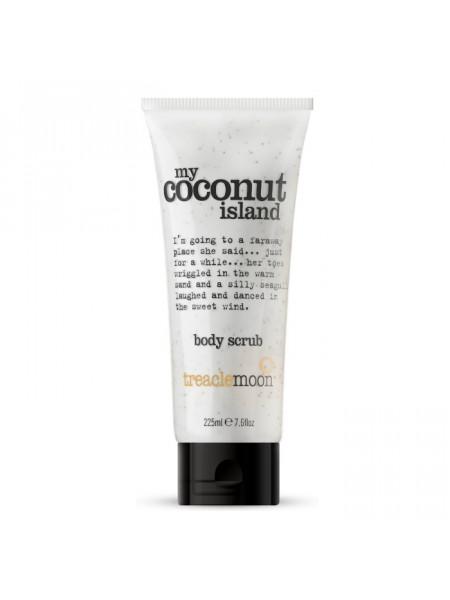 Скраб для тела My Coconut Island Body Scrub, кокосовый рай