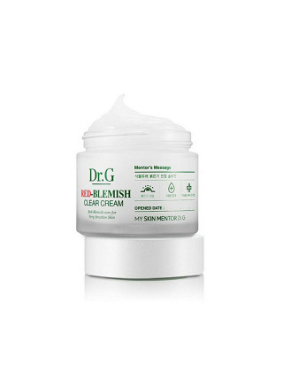 Восстанавливающий крем с 5 видами центеллы Red Blemish Clear Soothing Cream