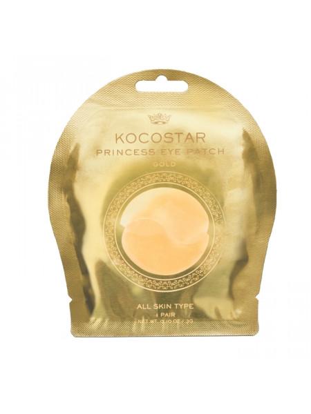 Гидрогелевые патчи для глаз с коллоидным золотом (2 шт)
