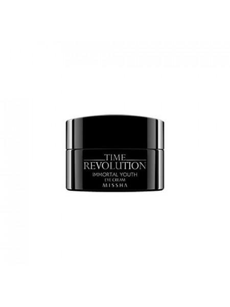 Интенсивный крем для век против морщин Missha Time Revolution Immortal Youth Eye Cream EX