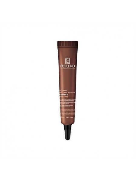 Cыворотка-бустер для поврежденных волос Floland Premium Soothing Booster Essence