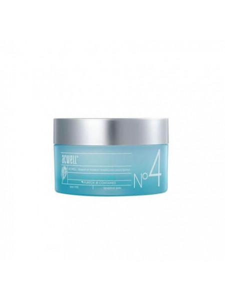 Увлажняющий крем для чувствительной кожи ACWELL Aqua Сlinity Сream №4