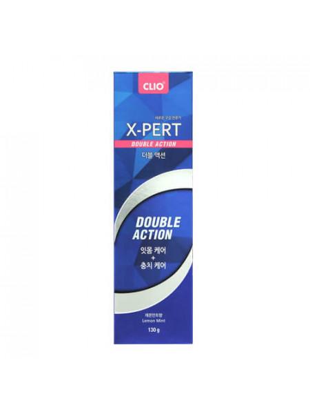 Зубная паста двойного действия Clio Expert Toothpaste Double Action