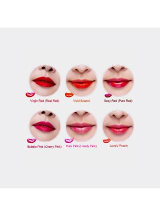 Маска-тинт для губ с тату-эффектом Berrisom Oops My Lip Tint Pack