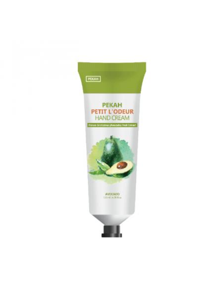 Крем для рук с авокадо Petit L'Odeur Hand Cream Avocado
