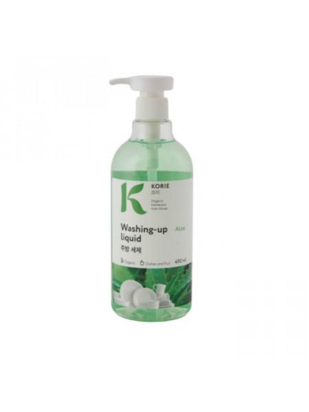 Жидкое средство для мытья посуды с экстрактом алоэ Washing-up Liquid Aloe