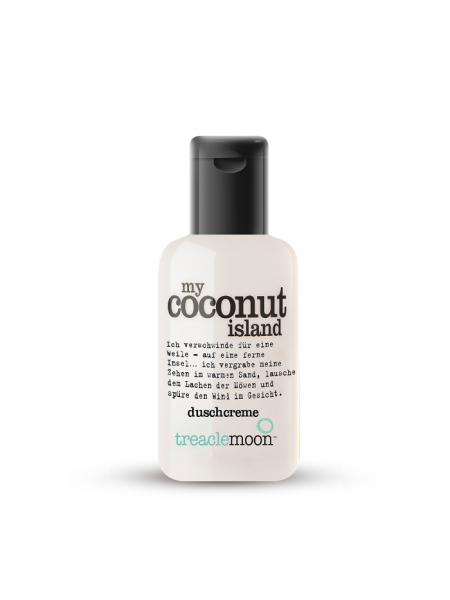 Гельдлядуша My Coconut Island Bath & Shower Gel, кокосовый рай