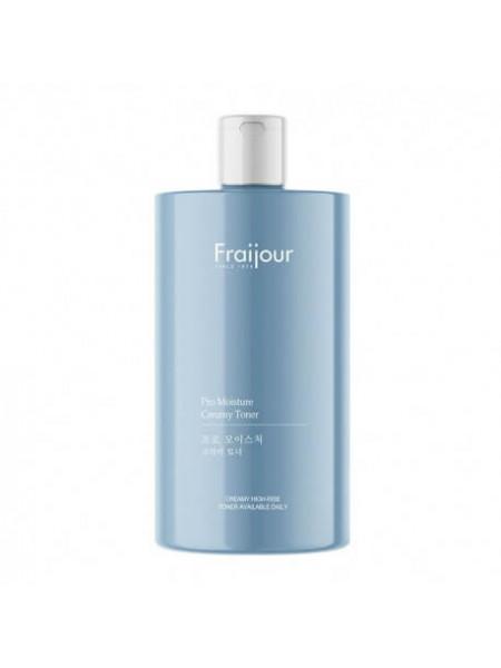 Увлажняющий тонер с пробиотиками Fraijour Pro-Moisture Creamy Toner
