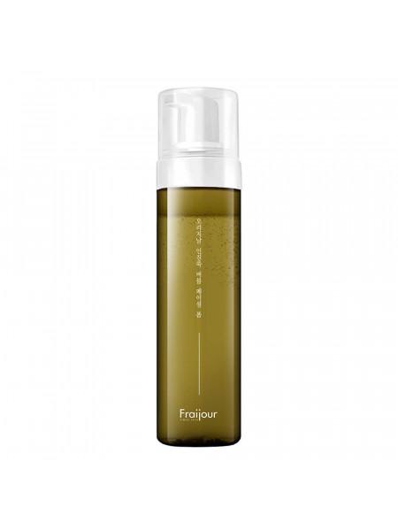 Гипоаллергенная пенка для умывания Fraijour Original Artemisia Bubble Facial Foam