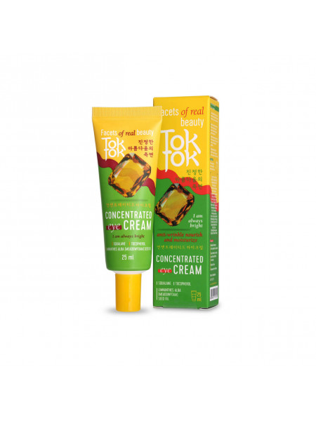 Концентрированный крем для век TokTok Concentrated Eye Cream