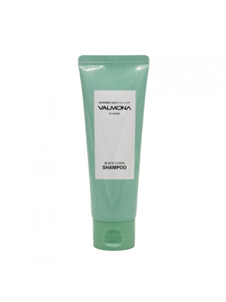 Аюрведический шампунь с черным тмином Valmona Scalp Solution Black Cumin Shampoo