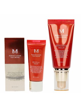 ББ-крем Missha M Perfect Cover B.B Cream №. 27 50 ml