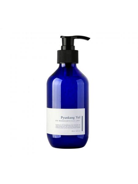 Шампунь и гель для душа 2-в-1 для чувствительной кожи Pyunkang Yul ATO Wash & Shampoo Blue Label