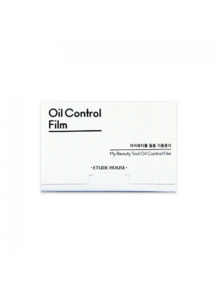 Матирующие салфетки для лица Etude House Oil Control Film